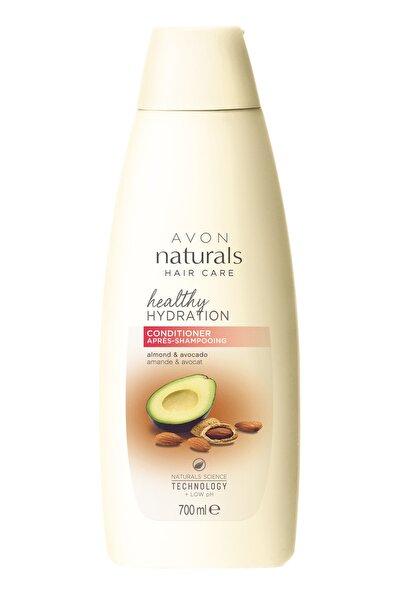 Naturals Badem ve Avokado Yağı İçeren Saç Kremi 700ml