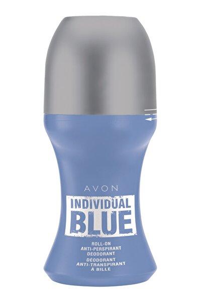Individual Blue Antiperspirant Erkek Roll On Deodorant - 50 ml 8681298947110