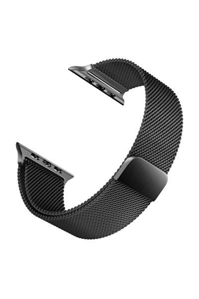 Watch 3 42mm Milanese Loop Version 3 Kordon Siyah