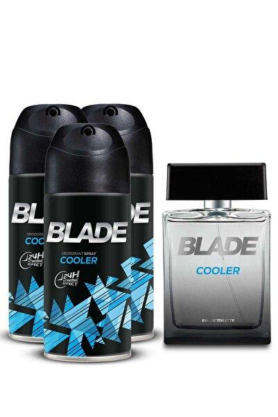 Cooler Edt Parfümü 100 ml + 3'Lü Deodorant 150 ml 507726-2