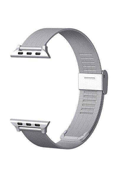 Watch 3 42mm Milanese Loop Kordon Gümüş