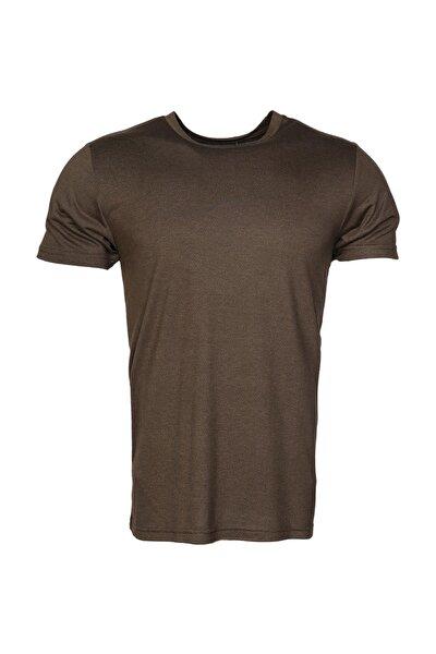 HMLCARLOS  T-SHIRT S/S TE Koyu Haki Erkek T-Shirt 100579834