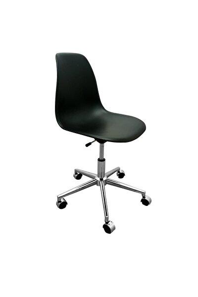 Ofis Sandalyesi Çalışma Koltuğu Ofis Koltuğu Siyah