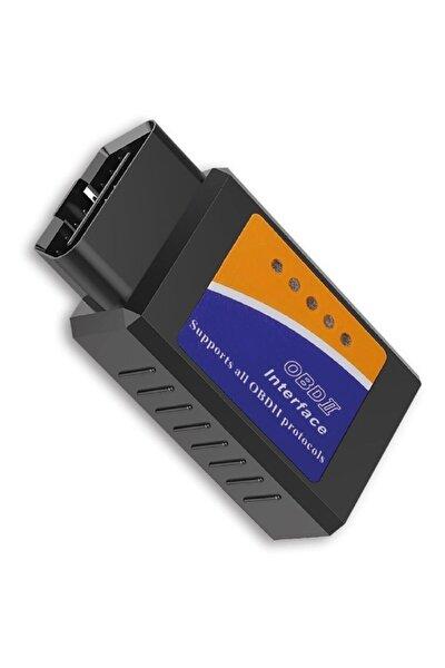Elm327 V1.5 Bluetooth Araç Arıza Tespit Cihazı Türkçe Pic18f25k80 Elm 327