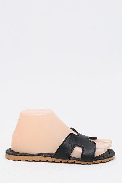 Siyah Kadın Terlik M1003-19-122030R