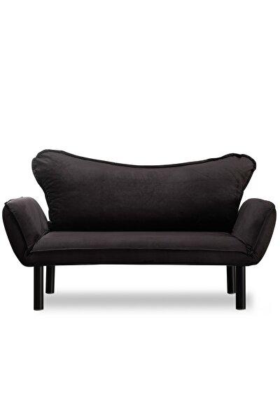 Chatto Ikili Yataklı Koltuk - Siyah