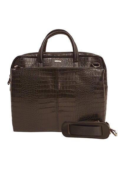 Siyah Unisex Laptop & Evrak Çantası GN071598SKR
