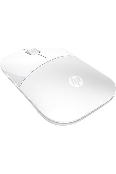V0L80AA Z3700 Kablosuz İnce  Sessiz Mouse Beyaz