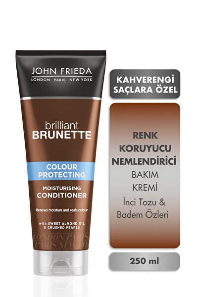 Saç Bakım Kremi - Brilliant Brunette Colour Protect 250 ml 5037156227581