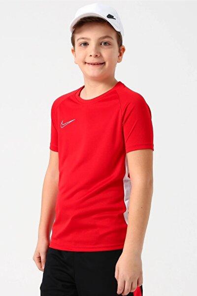 Kırmızı Dry Acdmy Çocuk Spor T-Shirt