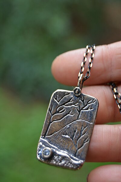 Jewellery Tasarım Bayan Kolye