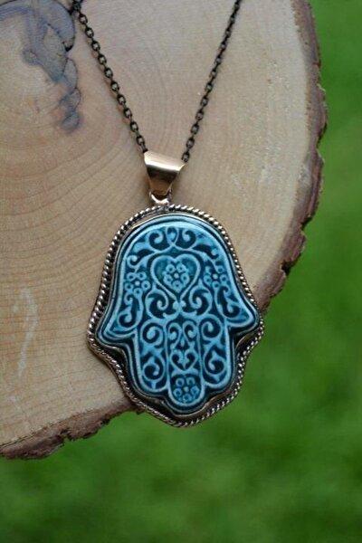 Jewellery El Sıvaması Fatma Ana Bayan Kolye