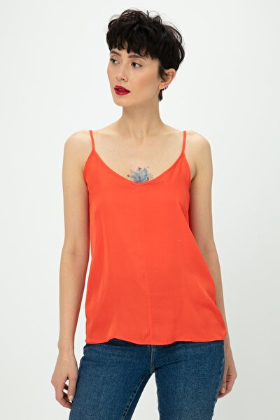 Kadın Nar Çiceği Bluz IS1190006390209