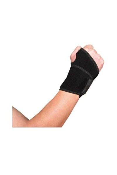 Neopren Dura-strong Ayarlanabilir Parmaklı Profesyonel El Bilekliği - R-001
