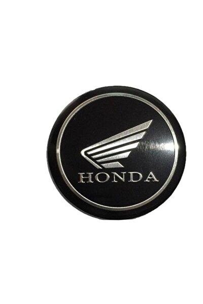 Yuvarlak Honda Logo Alüminyum Sticker Etiket