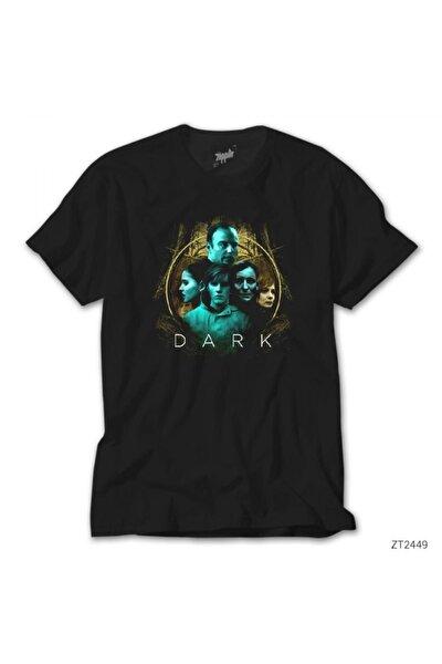 Dark Poster Siyah Tişört