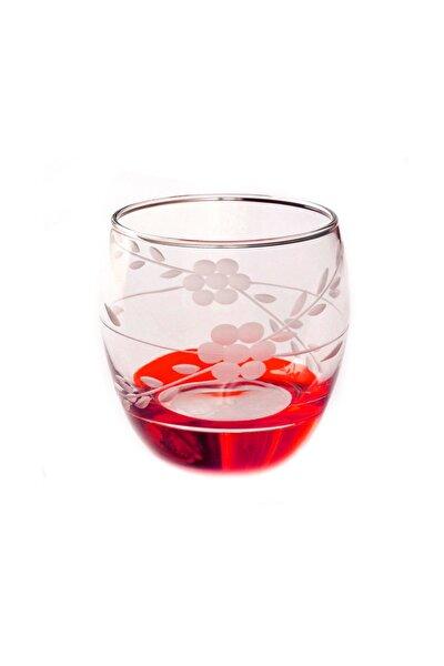 Paşabahçe 41010 Papatya Kırmızı   Barel Su-meşrubat Bardağı 6 Adet
