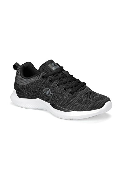 WOLKY 9PR Koyu Gri Kadın Sneaker Ayakkabı 100416561