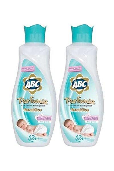 Parfumia Sensitive Konsantre Bebek Çamaşır Yumuşatıcısı 1440 ml x 2 Adet