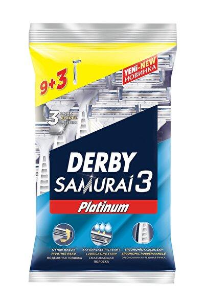 Derby Samurai 3 Platinum 9+3 Poşet