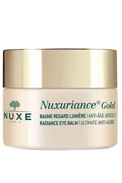 Nuxuriance Gold Eye Balm- Anti Aging Göz Çevresi Bakım Kremi 15 ml