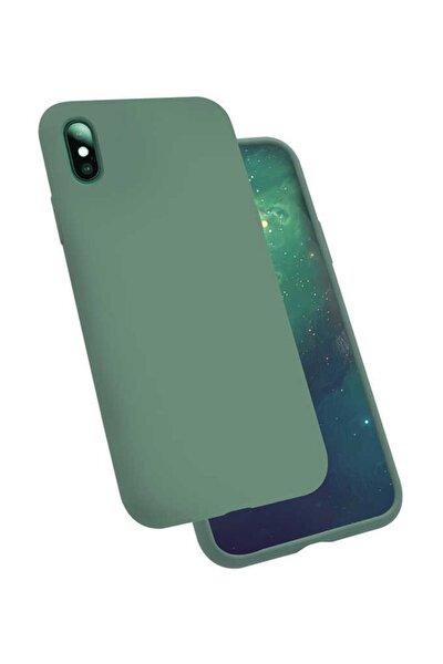 Apple Iphone X Kılıf  Silk Silikon