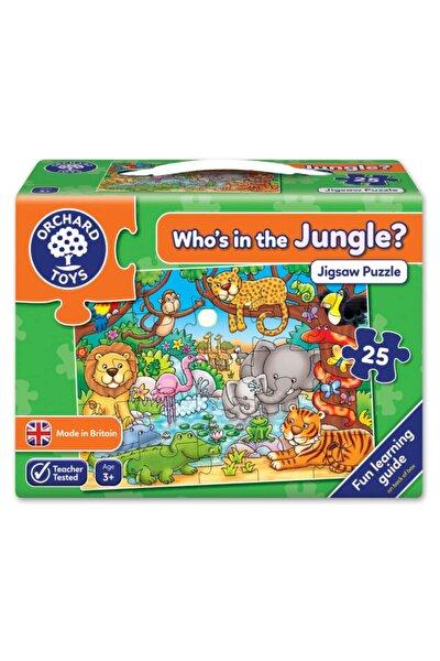 Puzzle Ormanda Kimler Var? 216 /