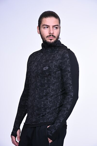 Erkek Spor Sweatshirt - T5158