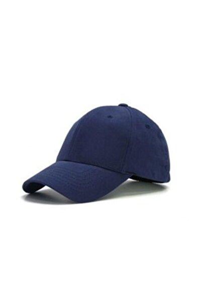 Lacivert Düz Renk Ünisex Şapka