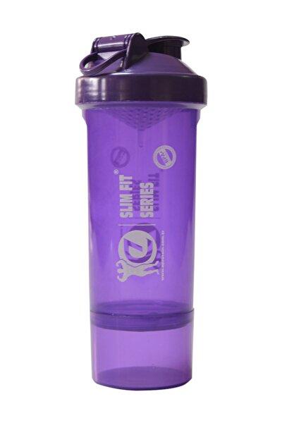 Eprotein Slim Fit Series Fitness Shaker 400 Ml Mor