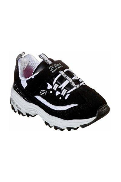 D'LITES-CROWD APPEAL Küçük Kız Çocuk Siyah Spor Ayakkabı