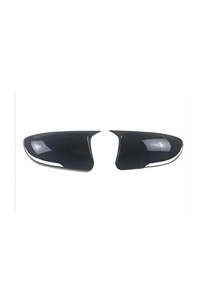 Hyundai I20 Sinyalli Yarasa Ayna Kapağı Piano Black 2014 Ve Sonrası