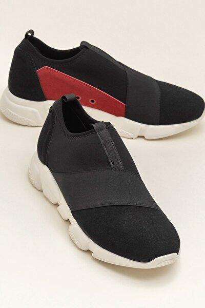 HAZZE Siyah Erkek Ayakkabı