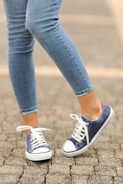 Kot Mavi Kadın Casual Ayakkabı A3232-20