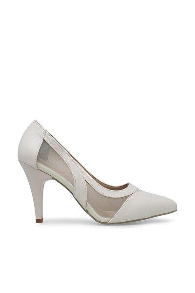 Bej Kadın Topuklu Ayakkabı 315116Z