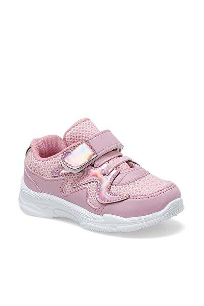CUTE Pembe Kız Çocuk Yürüyüş Ayakkabısı 100515422