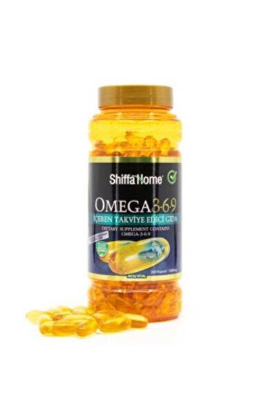Shiffa Home Omega 3-6-9 Soft Jel 100x1000 mg