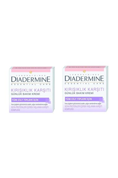 Essential Anti Age Gündüz Kremi 50 ml. X 2 Adet
