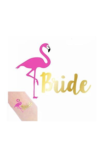 Bride Dövme - Team Bride Dövme Flamingo
