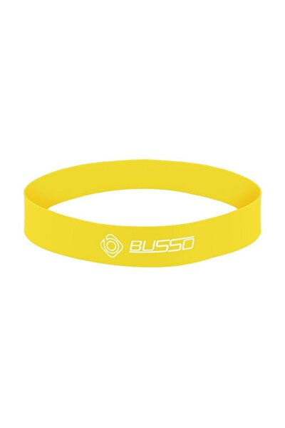 Lab 10 Latex Aerobık Band ( 500*30*1,1mm) Sarı-yen