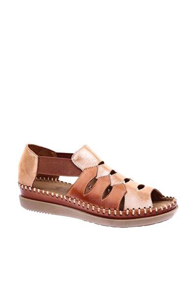 Somon Kadın Sandalet