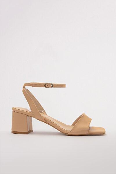 Kadın Vızon Sandalet 01SAY177610A450