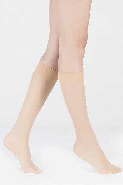 Kadın Sahra Dizaltı Opak 30 Denye Basic Çorap