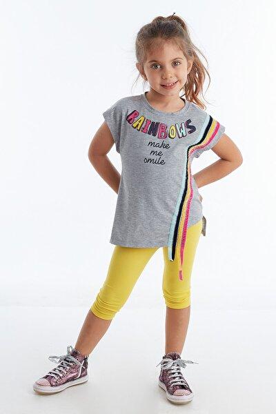 Rainbows Kız Tunik Takım