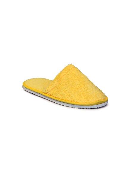 Yıkanabilir Ev Terliği -  Sarı Welsoft