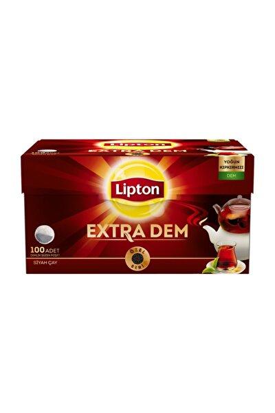 Extra Dem Demlik Poşet Çay 100'lü