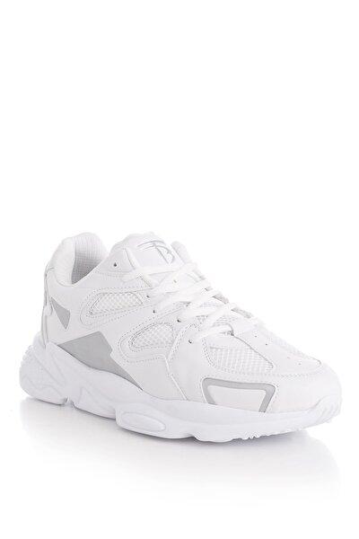 Beyaz Unisex Sneaker TB252-0