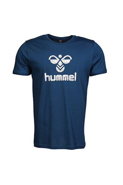 Erkek Spor T-Shirt - Hmlakıra T-Shırt S-S Tee  - M910946-7871