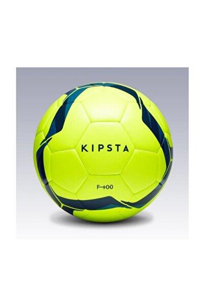 Futbol Topu 5 Numara F-100 Kipsta - Yeşil