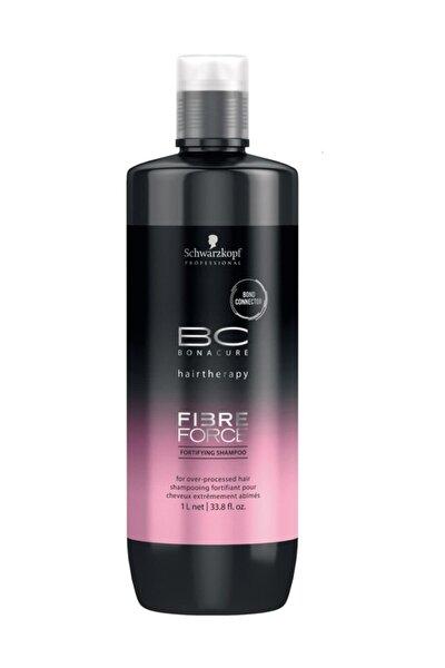 Yoğun İşlem Görmüş Saçlar için Şampuan - Fibreforce Shampoo 1000 ml